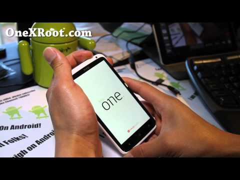 How to Install ROM on Rooted HTC One X!