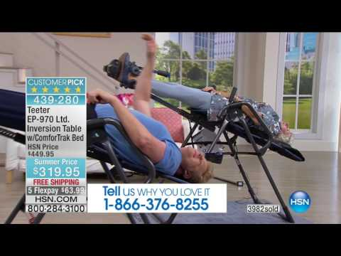 HSN | Teeter Inversion Fitness Solution 05.07.2017 - 09 PM