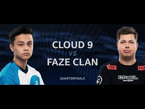 Preview: Quarterfinal - Cloud9 vs. FaZe Clan - IEM Katowice 2018