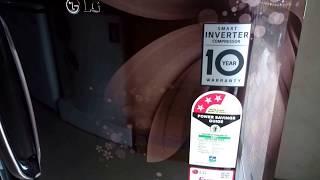 LG 190 L 3 Star Direct-Cool Single Door Refrigerator review (GL-D201AHAW.AHAZEBN