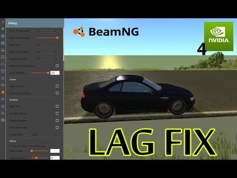 BeamNG Drive LAG FIX & FPS Boost