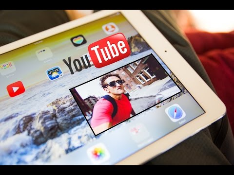 How to get TRUE YouTube Picture in Picture on the iPad!