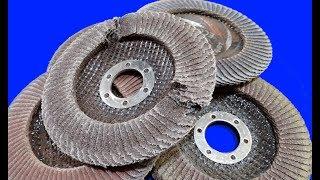 Amazing Idea Of Wastage Grinder Disc
