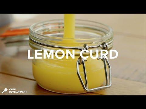 Lemon Curd | Super Simple Lemon Curd Recipe | Chef-Development