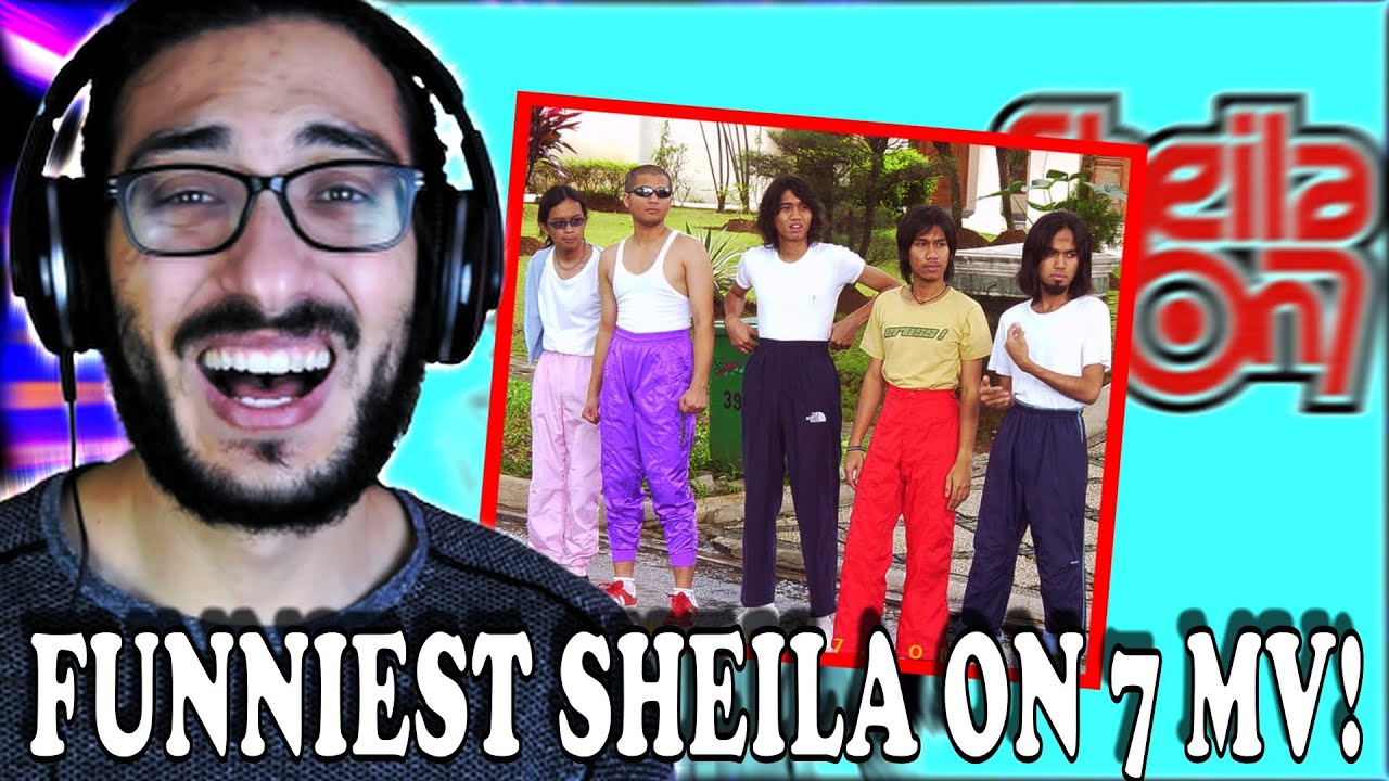 Download INDONESIAN HUMOUR = THE BEST HUMOUR! Sheila On 7 - Melompat lebih tinggi reaction Indonesia MP3 Gratis