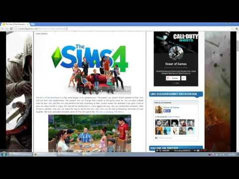 Tutorial: How to download The Sims 4?