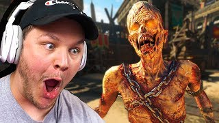 GLADIATOR ZOMBIES? NOW WE'RE TALKING! | Black Ops 4 Zombies