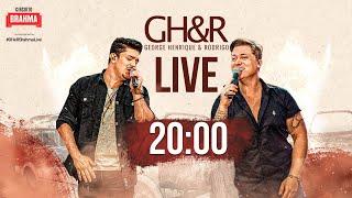 GEORGE HENRIQUE & RODRIGO - CIRCUITO BRAHMA LIVE - AO VIVO E ONLINE 5