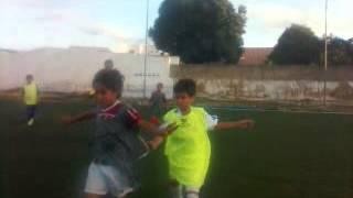 Escolinha De Futebol Da Liberdade Sub 11.