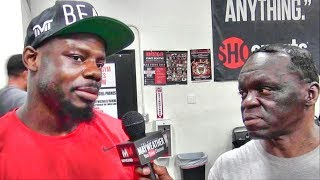 Download Jarrell Miller fails drug test! Mayweather Boxing Club gives their thoughts Video