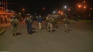 Más de 2.800 personas detenidas por no cumplir toque de queda en región del Biobío