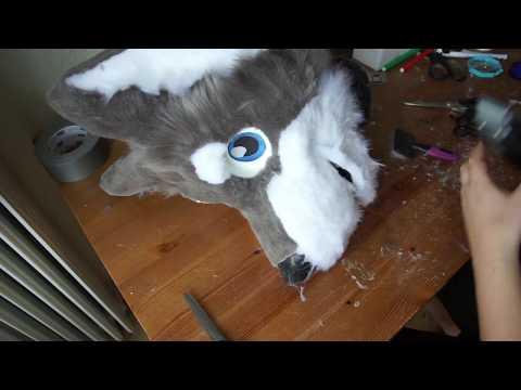 //Tutorial #10// Furring the head - part 2