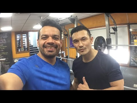 LIVE with Jeet Selal, chest and biceps