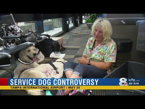 Service Dog Controversy