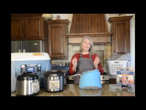 Thermal Cooker Insulators #4 | Basic Thermal Cooking Video Series