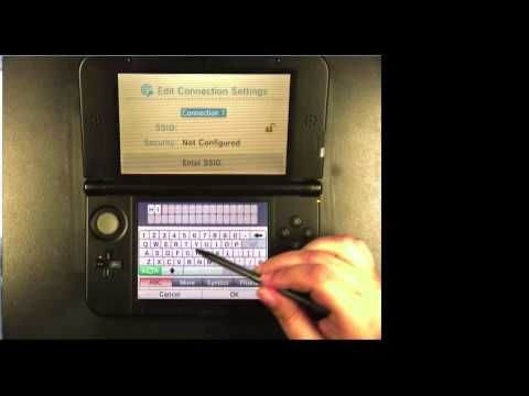 How to Connect to Public Wi-Fi Nintendo 3DS