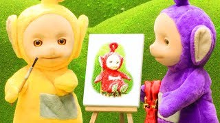 Teletubbies Stop Motion | Lala Paint Po | Stop Motion Compilation | WATCH ONLINE | Cartoons for Kids