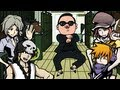 Twister Gangnam Mix The World Ends With You X Psy