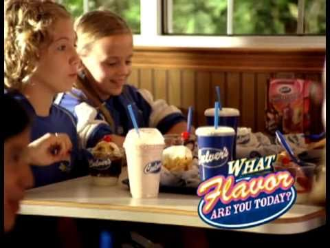 Culver's-What Flavor Are You- Concrete Mixers