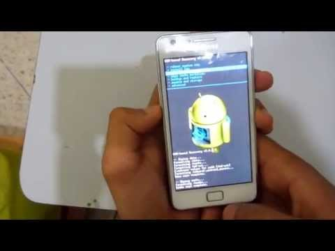 How To install Android Lolipop 5.1 on Samsung Galaxy S2 Plus GT 9105p