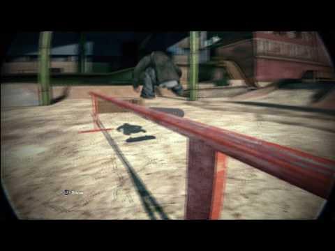 Skate 2 Hippie Flip