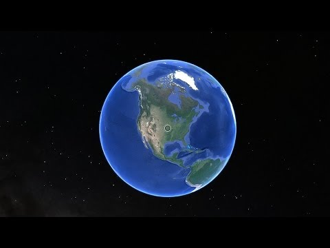 Google Earth Pro-Smooth Zoom Recording / Using Premiere Pro CS6