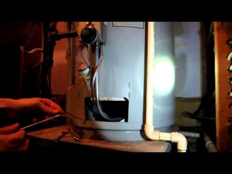How to Change Thermocouple in Hot Water Heater