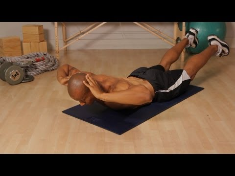 How to Do a Lower Back Extension | Back Workout