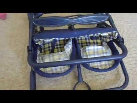 Graco Double Stroller For Dolls