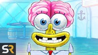 25 SpongeBob Deleted Scenes Nickelodeon Couldn
