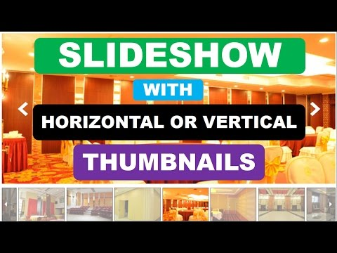 Creating a Slideshow in Wordpress with Horizontal or Vertical Thumbnails | Master Slider