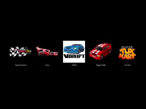 Top 5 Racing Games (Free / Open Source)