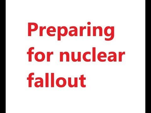 Surviving Radioactive Fallout