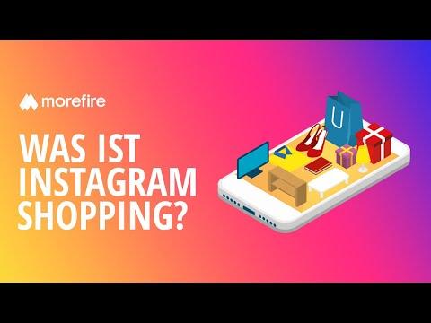 Was ist Instagram Shopping? Aktivierung und Vorteile | morefire