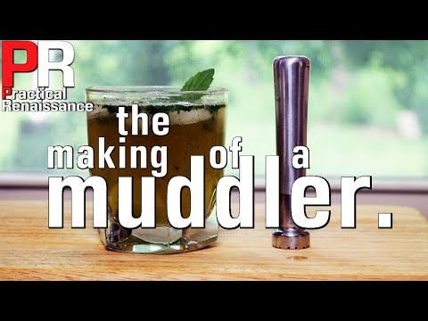 If you wish to make a Mint Julep from scratch...