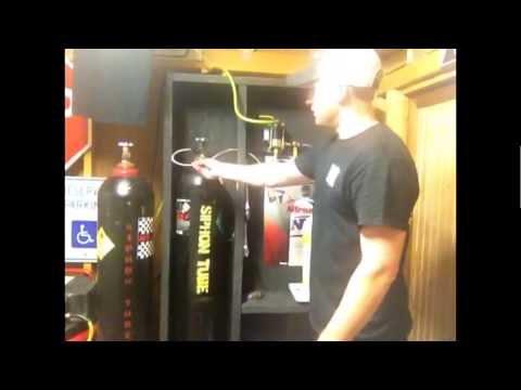 ProNitrous.com - How to Fill a Nitrous Bottle with a Pump