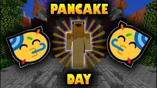 Gifting People Wins FOR PANCAKE DAY!