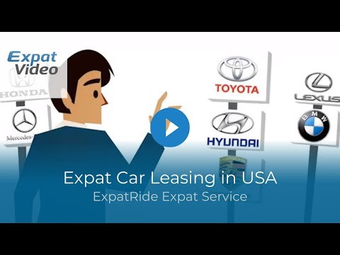 Expat Car Leasing and Financing in USA - www.ExpatRide.com