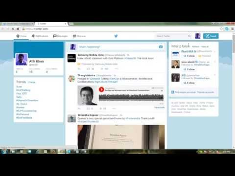 How to get data from twitter using java