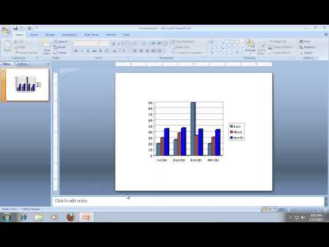 How to Convert PowerPoint 2007 Presentation to a Word Document