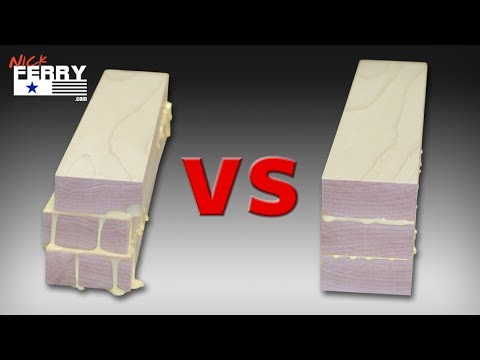 Ⓕ Best Way For Gluing Wood Together To Get Thick Pieces (ep86)