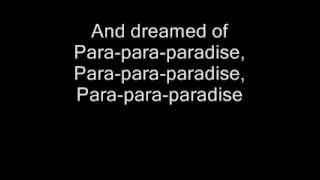 Paradise - Coldplay (Lyrics)
