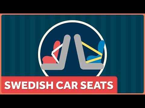 Backwards Car Seats are Pretty Swede, but We Can Do More to Keep Kids Safer