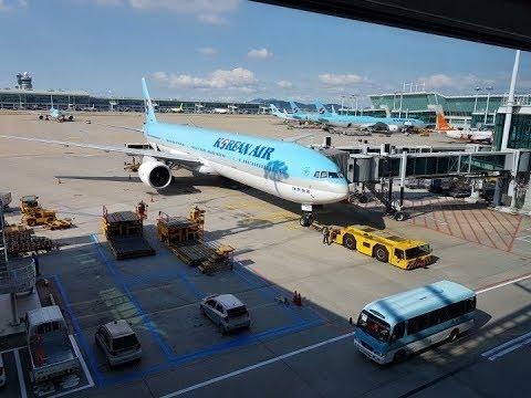 [P3d V4.1] PMDG 777 Korean air 1427 RKSI-RKPC alcohol flight (음주비행)