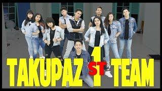 TAKUPAZ DANCE CREW - FIRST TEAM 2018