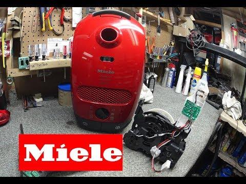 Miele c1 s2000 Vacuum Repair