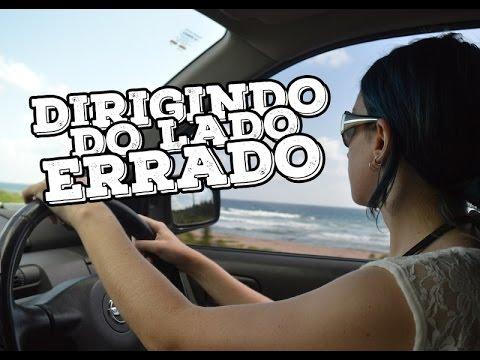 BARBADOS: FOOD TOUR + QUASE BATI O CARRO Ep.03