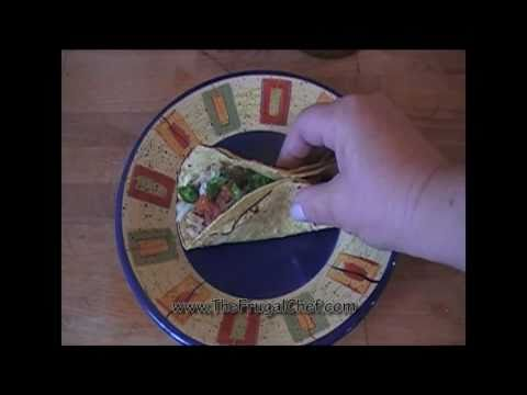 How to Make Soft Chicken Tacos