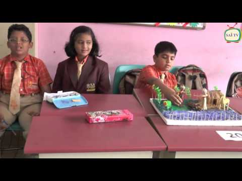 Social science exhibition: Class 4 and 5