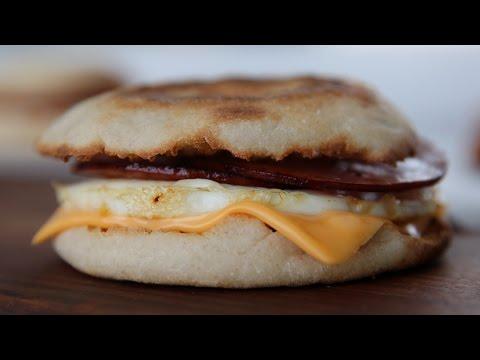 McDonald's Egg McMuffin Recipe   Get the Dish